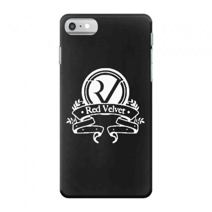 Red Velvet Rv Seal Iphone 7 Case Designed By Pinkanzee