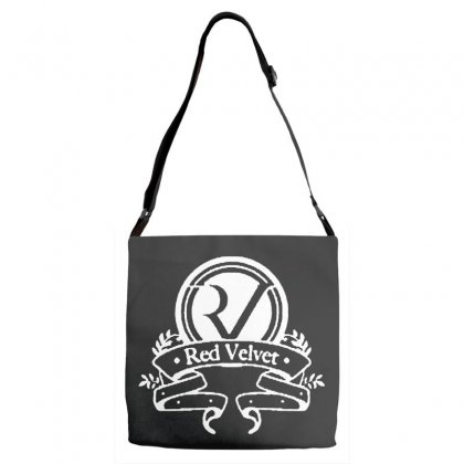 Red Velvet Rv Seal Adjustable Strap Totes Designed By Pinkanzee