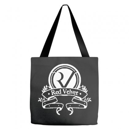 Red Velvet Rv Seal Tote Bags Designed By Pinkanzee