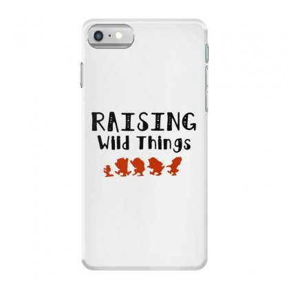 Raising Wild Things Hot Iphone 7 Case Designed By Pinkanzee