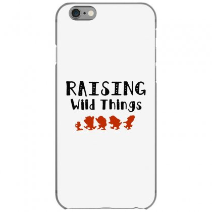 Raising Wild Things Hot Iphone 6/6s Case Designed By Pinkanzee