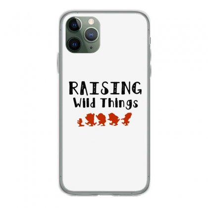 Raising Wild Things Hot Iphone 11 Pro Case Designed By Pinkanzee