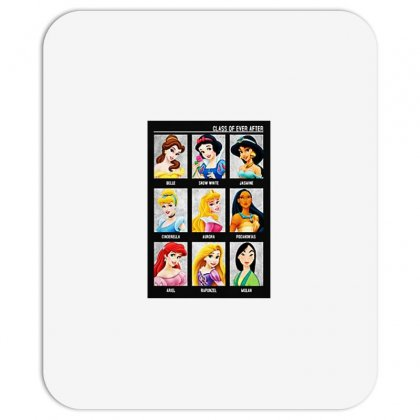 Princess Class Of Ever After Girls Mousepad Designed By Pinkanzee