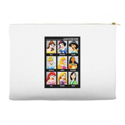 Princess Class Of Ever After Girls Accessory Pouches Designed By Pinkanzee
