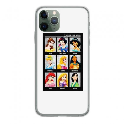 Princess Class Of Ever After Girls Iphone 11 Pro Case Designed By Pinkanzee