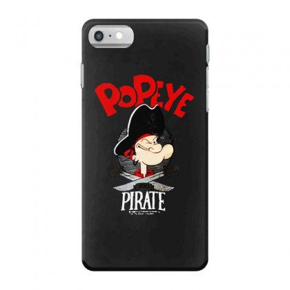 Popeye Goes Pirate Iphone 7 Case Designed By Pinkanzee