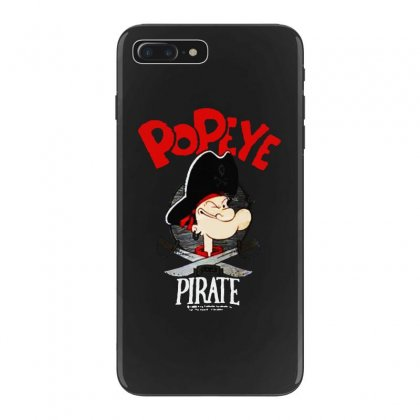 Popeye Goes Pirate Iphone 7 Plus Case Designed By Pinkanzee