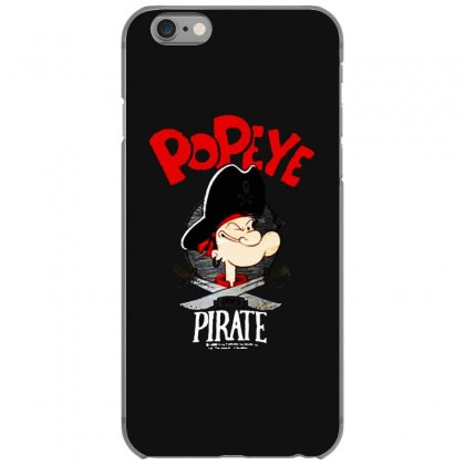 Popeye Goes Pirate Iphone 6/6s Case Designed By Pinkanzee