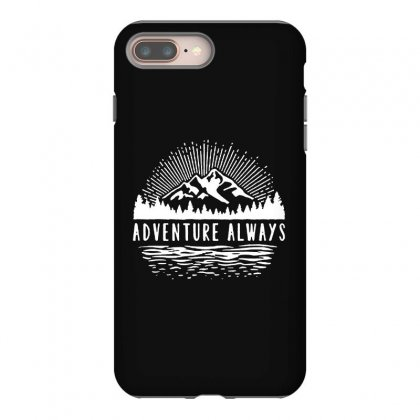 Outdoors Iphone 8 Plus Case Designed By Pinkanzee