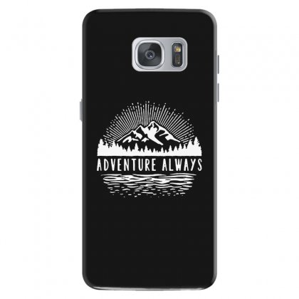 Outdoors Samsung Galaxy S7 Case Designed By Pinkanzee