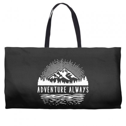 Outdoors Weekender Totes Designed By Pinkanzee