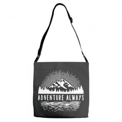 Outdoors Adjustable Strap Totes Designed By Pinkanzee
