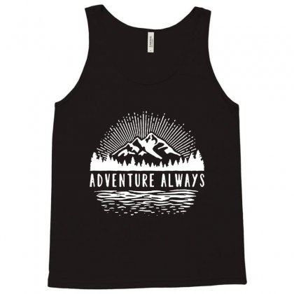 Outdoors Tank Top Designed By Pinkanzee