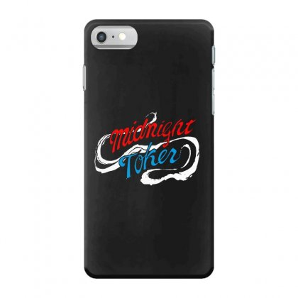 Midnight Toker Iphone 7 Case Designed By Pinkanzee