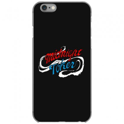 Midnight Toker Iphone 6/6s Case Designed By Pinkanzee