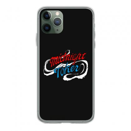 Midnight Toker Iphone 11 Pro Case Designed By Pinkanzee
