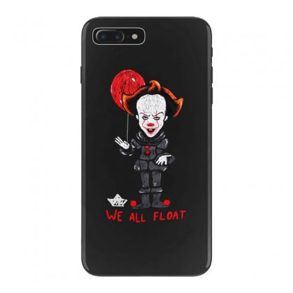 It Pennywise We All Float Iphone 7 Plus Case Designed By Pinkanzee