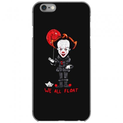 It Pennywise We All Float Iphone 6/6s Case Designed By Pinkanzee