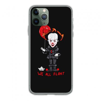 It Pennywise We All Float Iphone 11 Pro Case Designed By Pinkanzee