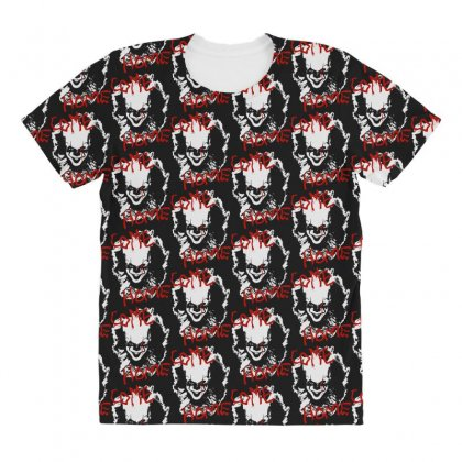 It Chapter Two Come Home All Over Women's T-shirt Designed By Pinkanzee