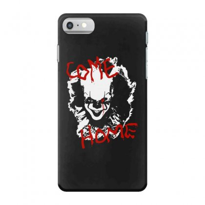 It Chapter Two Come Home Iphone 7 Case Designed By Pinkanzee