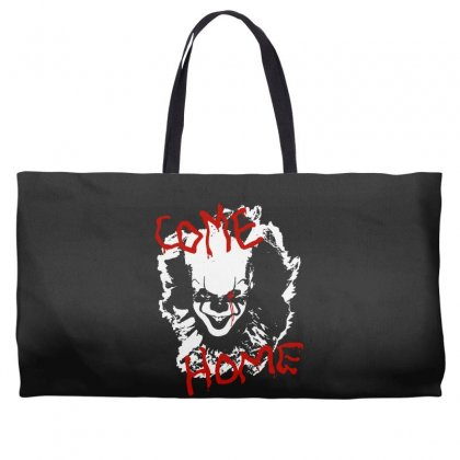 It Chapter Two Come Home Weekender Totes Designed By Pinkanzee