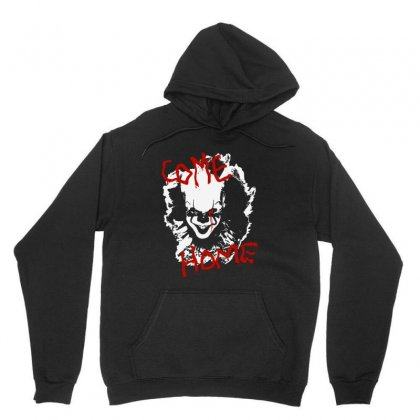 It Chapter Two Come Home Unisex Hoodie Designed By Pinkanzee