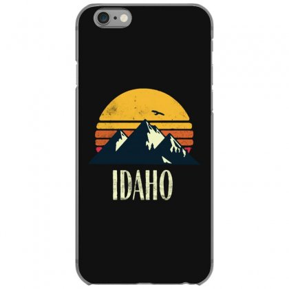 Idaho Retro Vintage Iphone 6/6s Case Designed By Pinkanzee