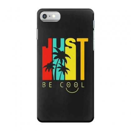 Hawaiian Just Be Cool Vintage Iphone 7 Case Designed By Pinkanzee