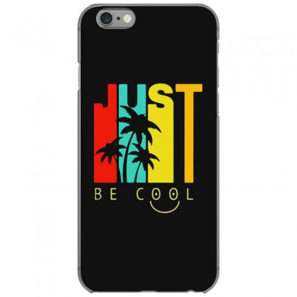 Hawaiian Just Be Cool Vintage Iphone 6/6s Case Designed By Pinkanzee