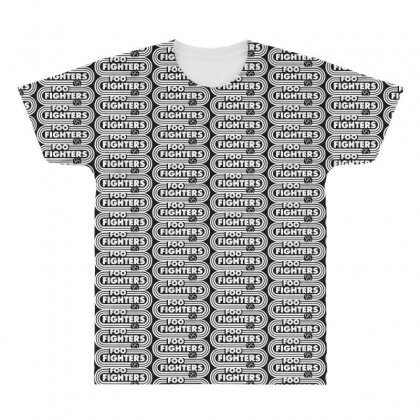 Foo White Style All Over Men's T-shirt Designed By Pinkanzee