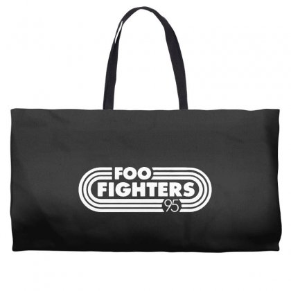 Foo White Style Weekender Totes Designed By Pinkanzee