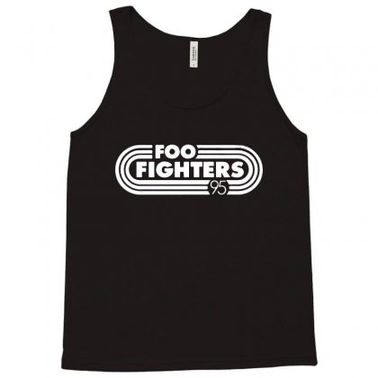 Foo White Style Tank Top Designed By Pinkanzee