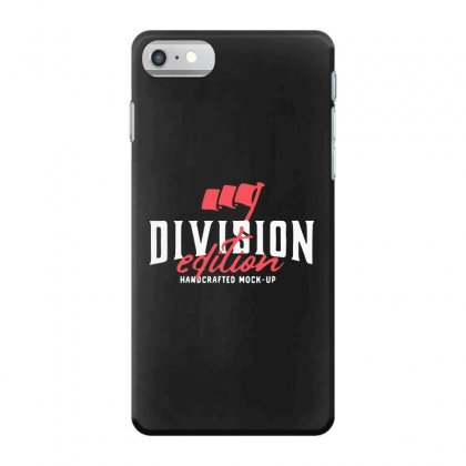 Division Iphone 7 Case Designed By Pinkanzee