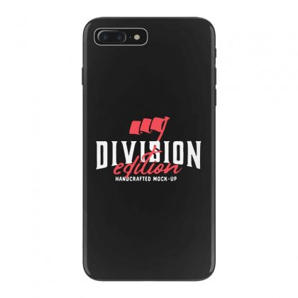 Division Iphone 7 Plus Case Designed By Pinkanzee