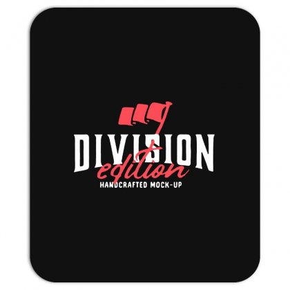 Division Mousepad Designed By Pinkanzee
