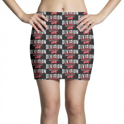Division Mini Skirts Designed By Pinkanzee
