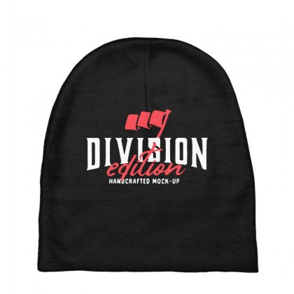 Division Baby Beanies Designed By Pinkanzee