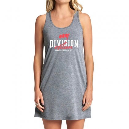 Division Tank Dress Designed By Pinkanzee