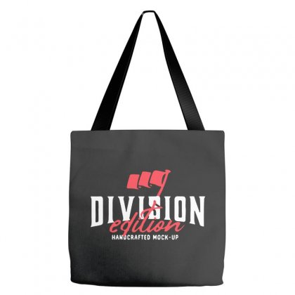 Division Tote Bags Designed By Pinkanzee