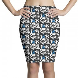 colon cancer Pencil Skirts | Artistshot