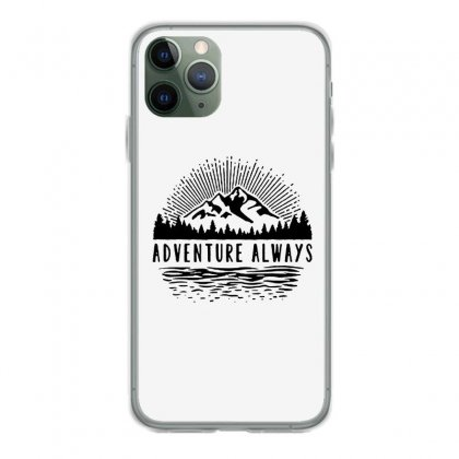 Adventure Always Iphone 11 Pro Case Designed By Pinkanzee