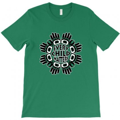 Every Child Matters T-shirt Designed By Coolmarcell