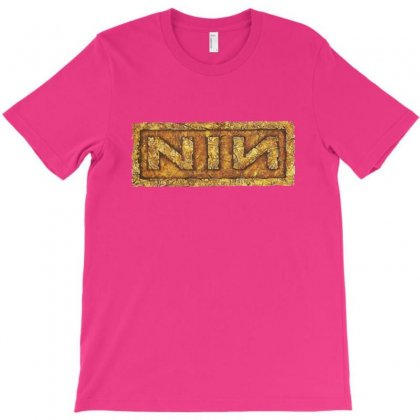 Nin Band T-shirt Designed By Coolmarcell