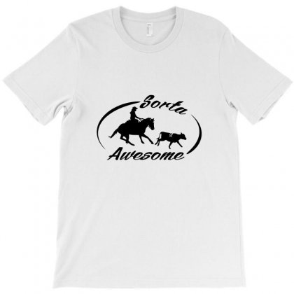 Sorta Awesome Ranch Sorting Western Horse Funny Cow Country T-shirt Designed By Teeshop