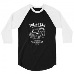 The A-Team Van Mens Funny 80/'s TV Programme Hoodie Mr-T Show