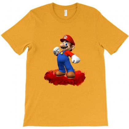 Mario T-shirt Designed By Edvin