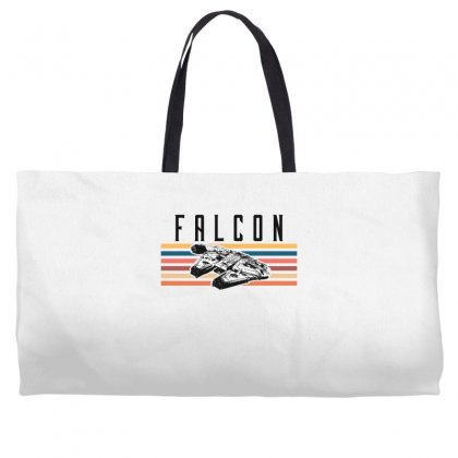 Falcon Retro For Light Weekender Totes Designed By Sengul
