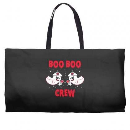 Boo Boo Crew Weekender Totes Designed By Sengul