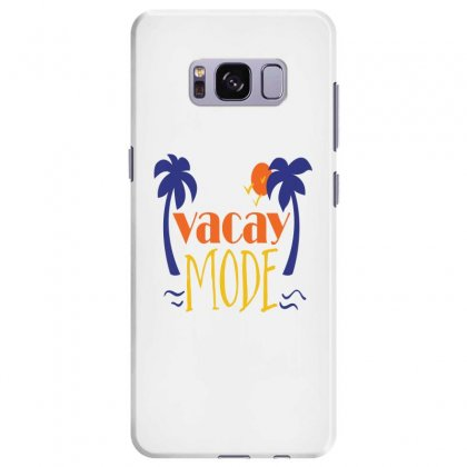 Vacay Mode Samsung Galaxy S8 Plus Case Designed By Perfect Designers